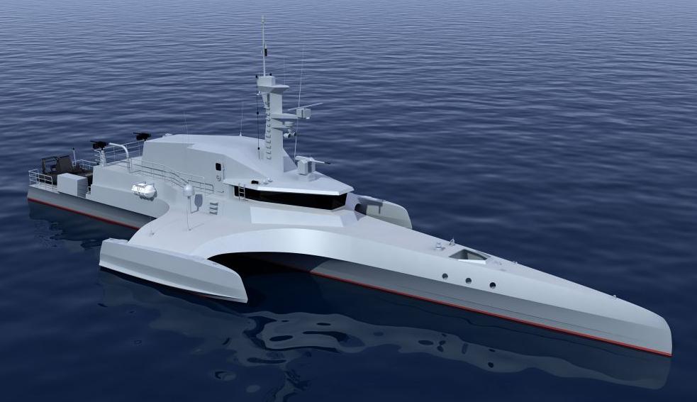 Самая маленькая ракета, беспилотный охотник за подводными лодками и другие новости из мира науки и технологий