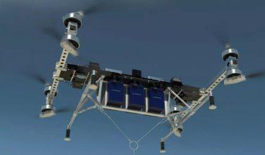 Грузовой дрон от Boeing и интересные новинки потребэлектроники из Лас Вегаса