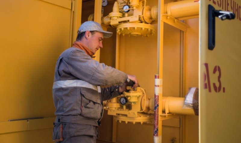 В домах Харькова снижена подача газа