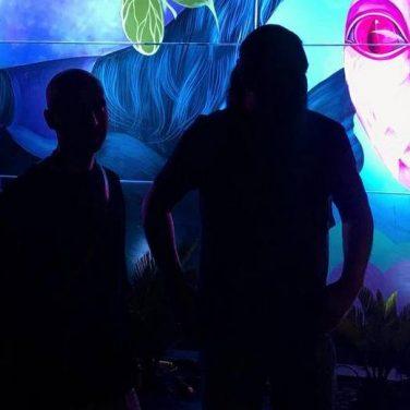Украинские художники Bob Basset и Гамлет покоряют Перу (ФОТО)