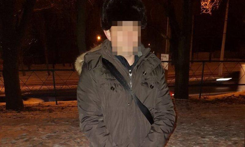 Стали известны подробности задержания высокопоставленного пограничника в Харькове