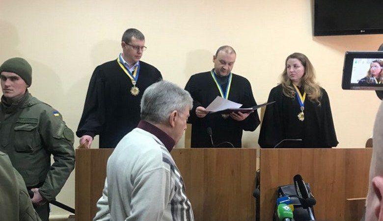 Трое «харьковских партизан» получили реальные сроки