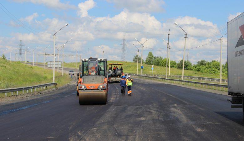 Светличная назвала приоритеты в дорожном строительстве на 2018 год