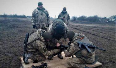 На Донбассе оккупанты нарушают условия полного прекращения огня – штаб
