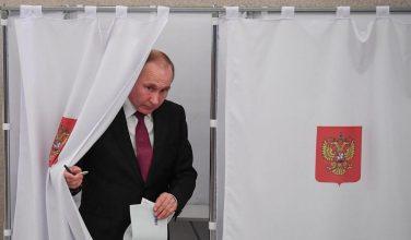 Фальсификации, вбросы, «карусели», подкуп избирателей: как Путин победил на выборах президента РФ