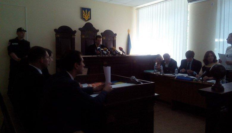 В суде по делу Кернеса объявлен перерыв