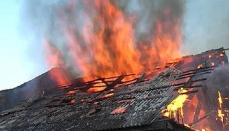 На пожаре в частном доме погибло двое жителей Харьковщины