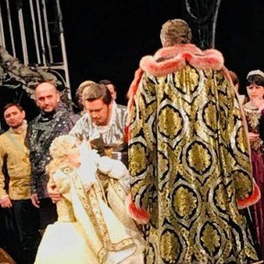 Мария Максакова исполнит партию Дездемоны в Харьковском театре оперы и балета (ФОТО)