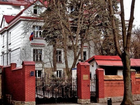 В Украине усилят охрану российских консульств