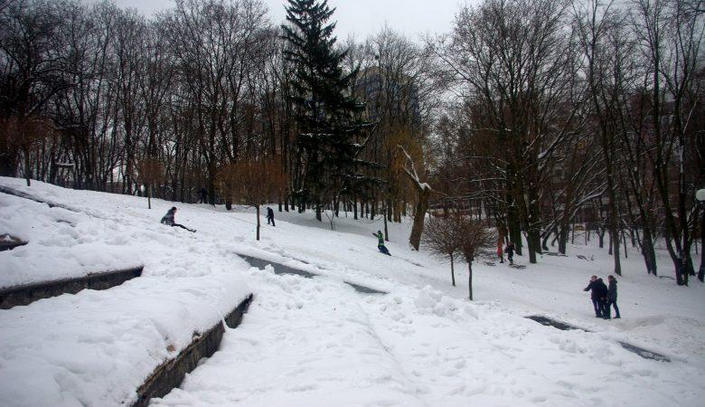 На Харьковщину надвигается новый циклон (ВИДЕО)