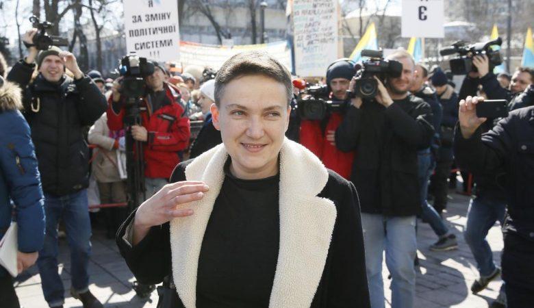 Савченко готовилась к пребыванию в местах лишения свободы заблаговременно (ВИДЕО)