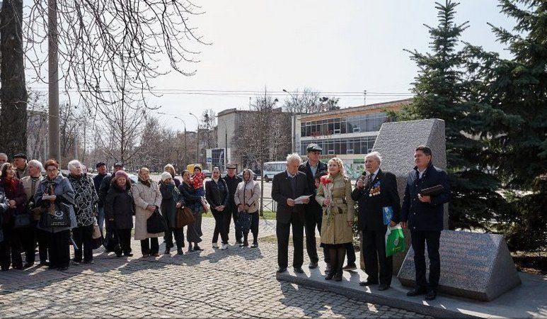 В Харькове может появиться Аллея космонавтов