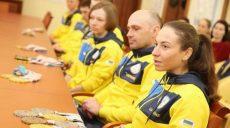 Харьковские паралимпийцы встретятся с детьми с особыми потребностями