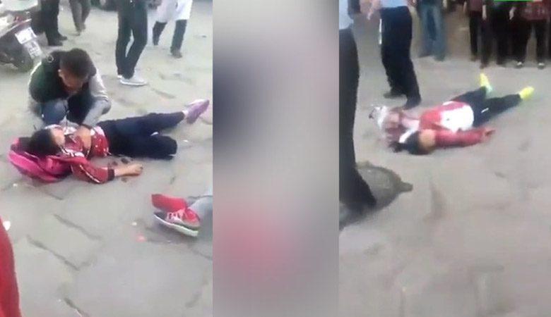 Нападение нашколу вкитайской провинции Шэньси: семеро детей погибли