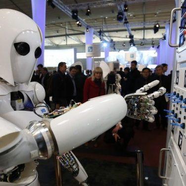 В Харькове пройдет всеукраинская битва роботов