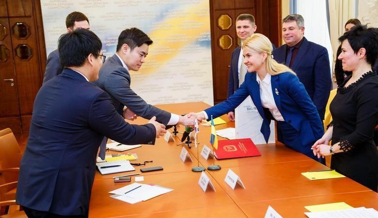 «Hyundai» примет участие в тендере на строительство харьковского метро