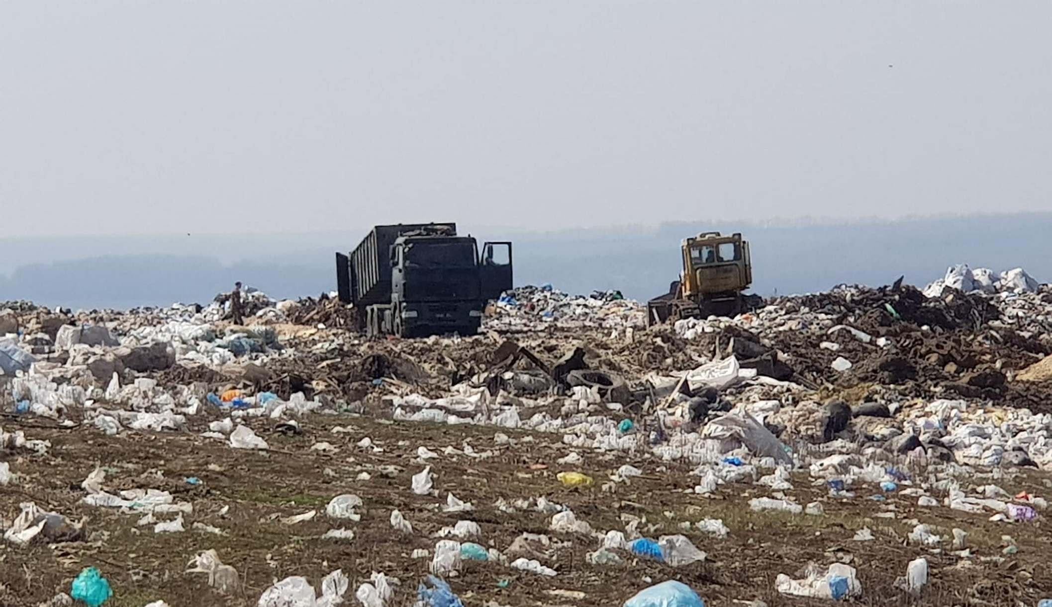 Строительство Дергачевского мусороперерабатывающего завода. Перспективы и сроки (ФОТО)