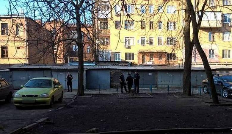Потасовка со стрельбой в центре Харькова