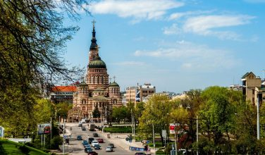 5 причин любить Харьков