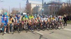 Харьковчанин победил в велогонке этапа чемпионата Украины