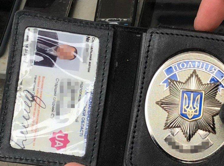 В Харькове задержан за взятку подполковник полиции