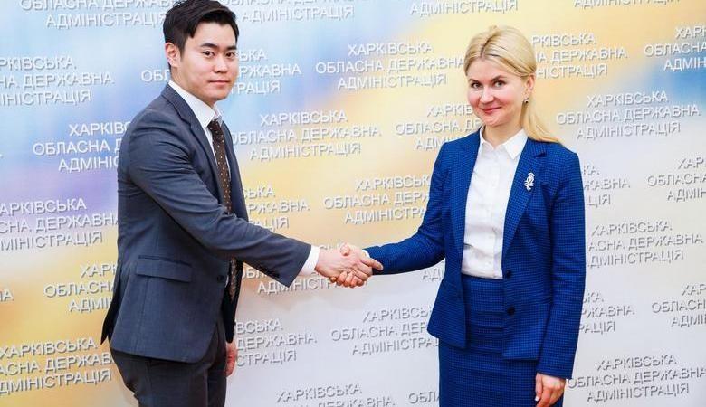 Компания Нyundai намерена расширять сотрудничество с Харьковской областью