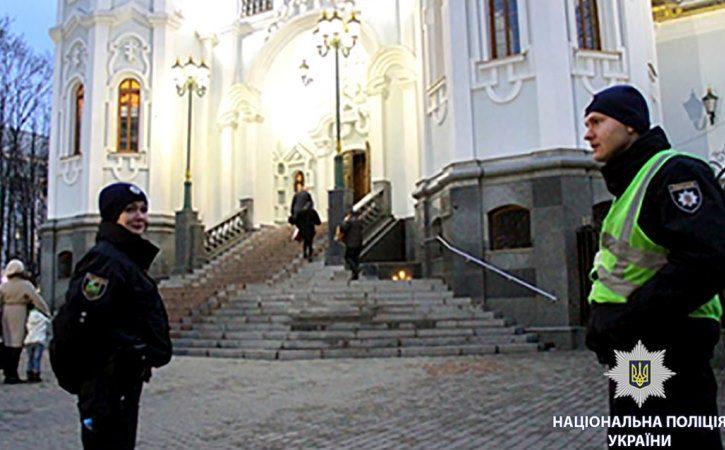 Полиция обещает обеспечить порядок во время пасхальных богослужений и поминальных дней