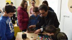 Харьковские школьники освоили «STEM» по-испански (ФОТО)