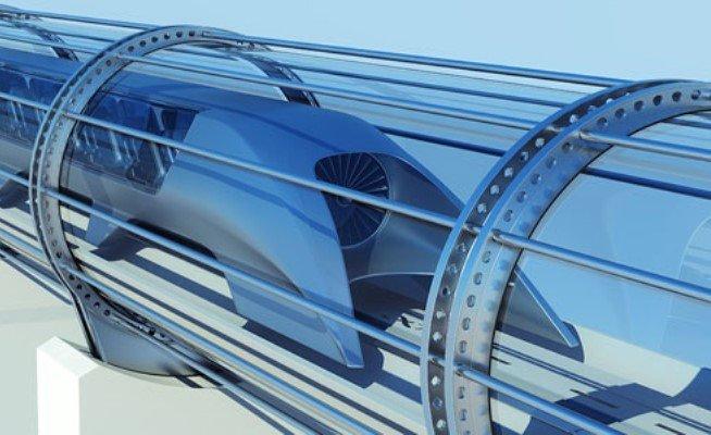 Hyperloop â128;147; доеÑ133;аÑ130;Ñ140; оÑ130; ХаÑ128;Ñ140;кова до Ð154;иева менÑ140;Ñ136;е, Ñ135;ем за 1 Ñ135;аÑ129;