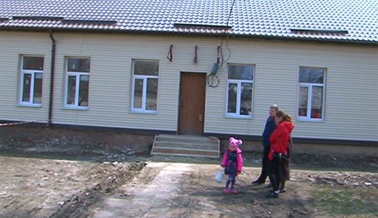 Около сотни переселенцев получат собственное жилье в общежитии в Золочеве (ВИДЕО)