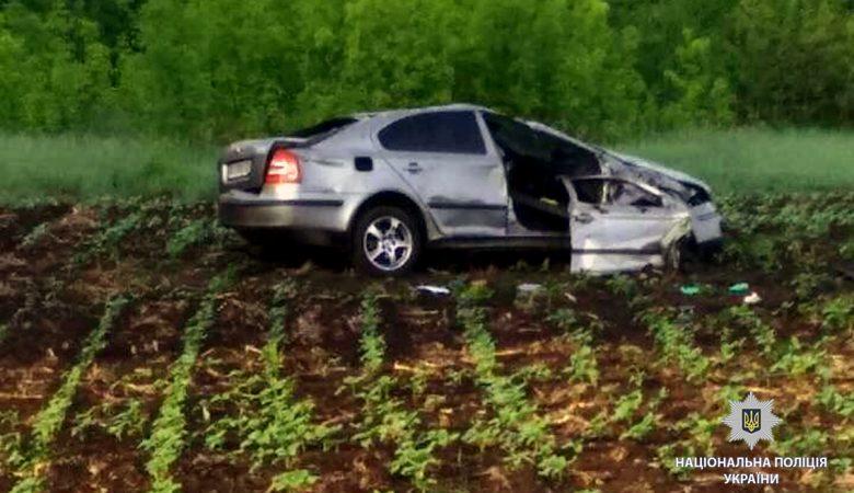 Полиция предоставила подробности смертельного ДТП на Харьковщине