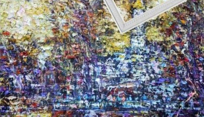 «Мистецтво Слобожанщини» презентует выставку «Дарю мастерство»