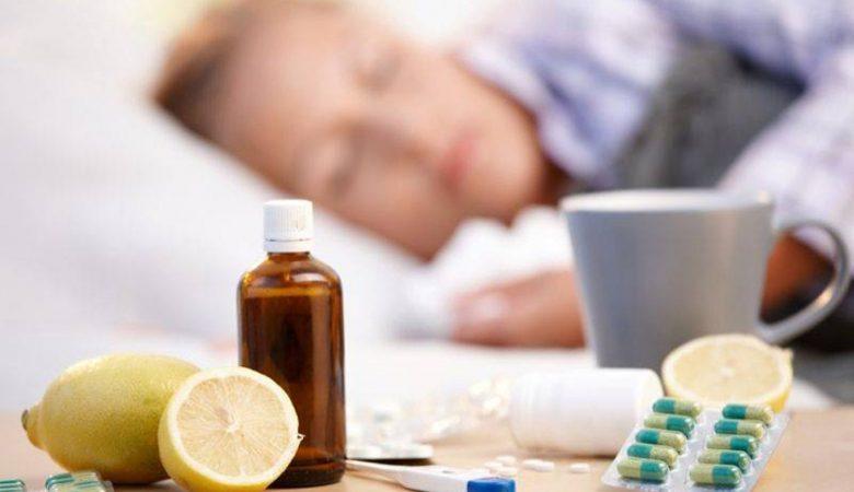 Показатель заболеваемости гриппом в Харькове превышает среднеобластной