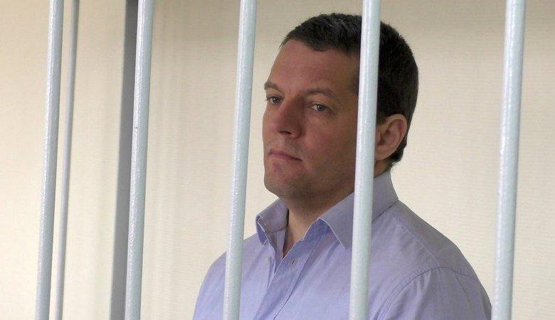 МИД Украины требует от РФ освободить Романа Сущенко