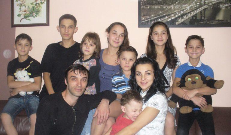 Многодетные матери Харьковщины награждены Президентом
