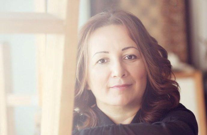 В Харькове покажут более 100 работ станковой живописи и графики Елены Кудиновой