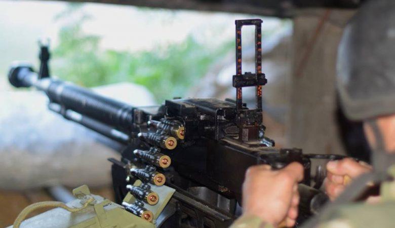 Ранены трое военных— Ситуация наДонбассе