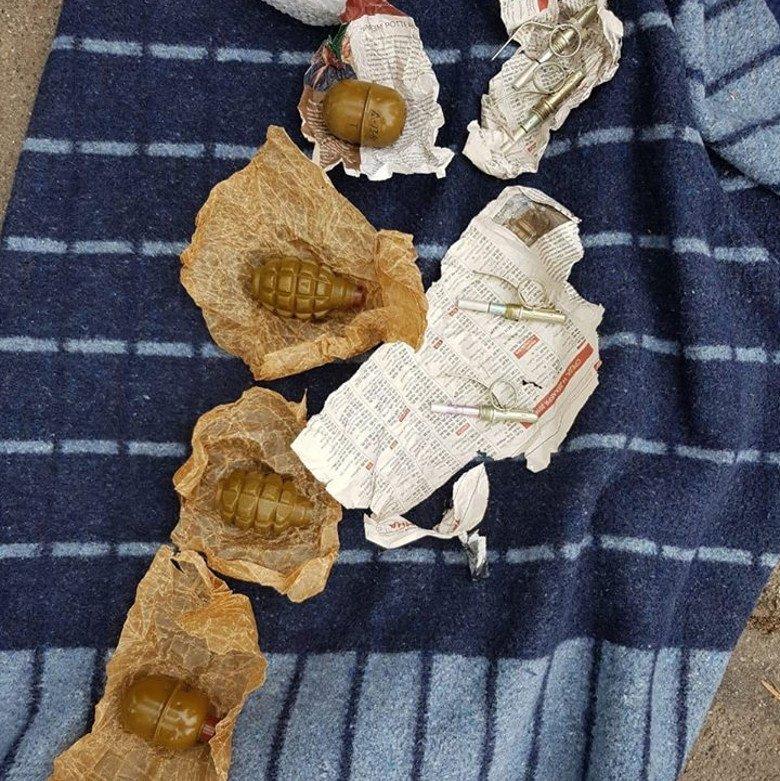 СБУ пресекла вХарькове реализацию  оружия, вывезенного израйона проведения ООС