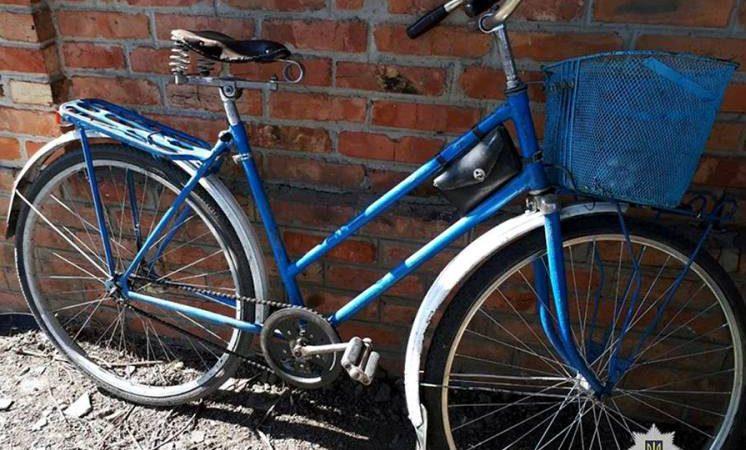 Пятиклассник угнал у мужчины велосипед