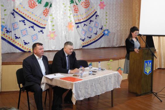 В одной из школ Харьковской области разработают проект по замене системы отопления