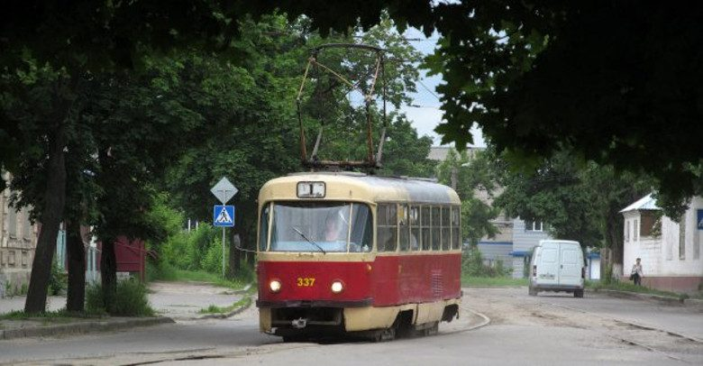 На Ивановке снова не будет ходить трамвай