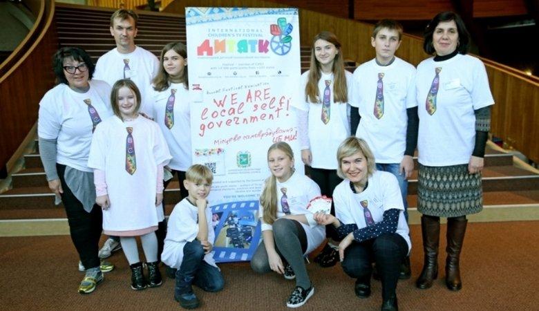 В этом году Харьков принимает 10-й юбилейный детский ТВ-фестиваль «Дитятко»