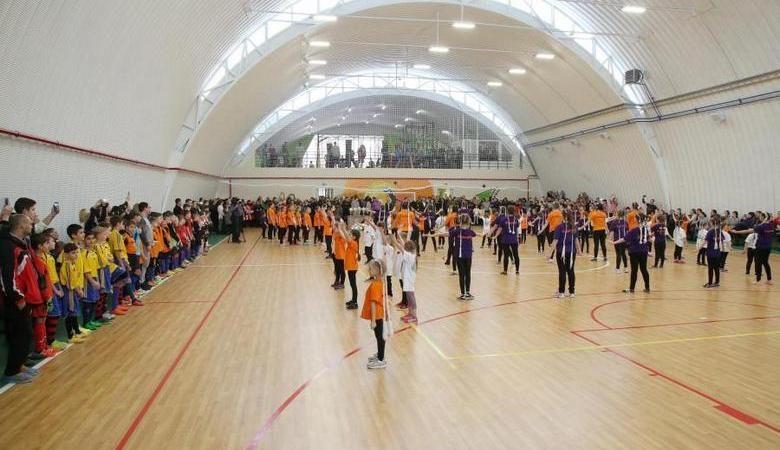 В Харькове и области станет больше спортивных объектов (видео)
