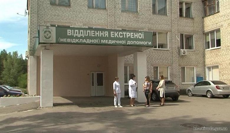 В Балаклейской ЦКРБ откроют обновленное реанимационное отделение (видео)
