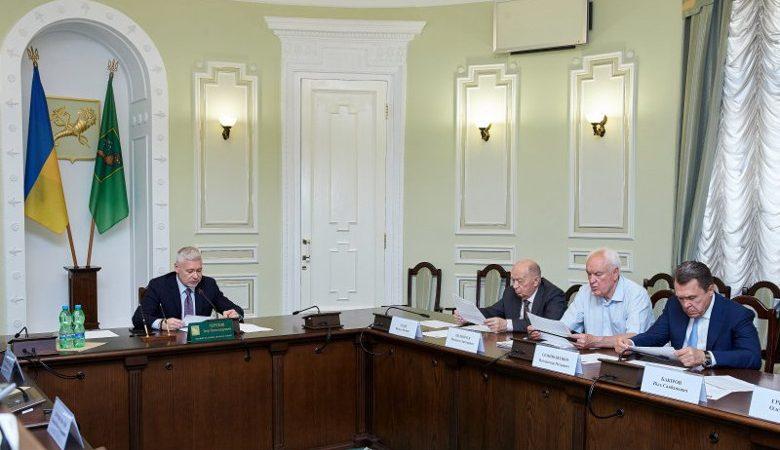 Трое харьковчан выдвинуты кандидатами на присвоение звания «Почетный гражданин города Харьков»