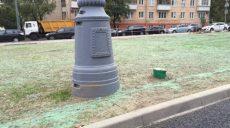 Харьковчане просят не брить газоны налысо