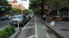 В Украине велосипедные дорожки стали обязательными