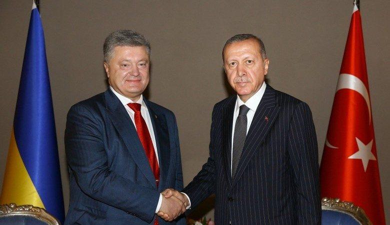Порошенко с рабочим визитом посетил Турцию, где провел ряд международных встреч (видео)