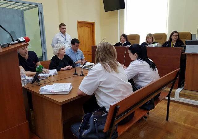Суд по делу Нели Штепы не увидел оснований для отвода коллегии