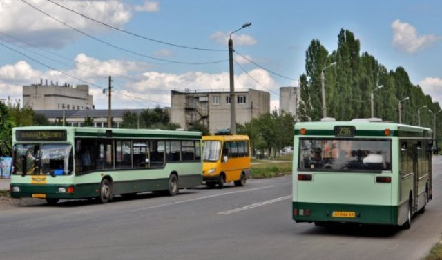 В микрорайоне Харькова изменено движение общественного транспорта